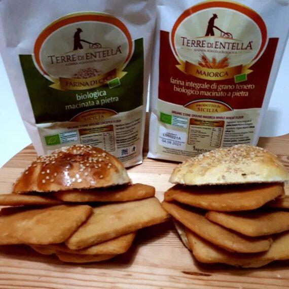 Pane con le Panelle